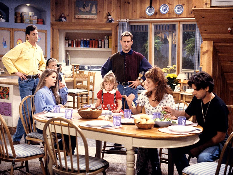 Full House and Friends: What the Homes Would Cost