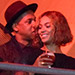 PHOTO: Beyonce and Jay Z Snuggle Up at Music Festival