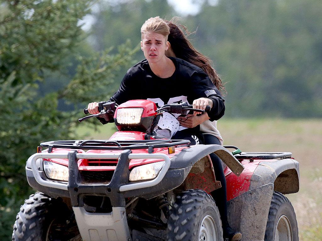 Justin Bieber Arrested After ATV Accident