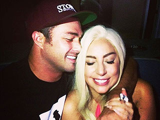 Lady Gaga's Weekend Included a Garth Brooks Concert with 'Country Boy' Taylor Kinney
