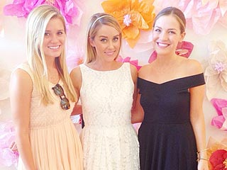 See Lauren Conrad's Flowery Bridal Shower (PHOTOS)