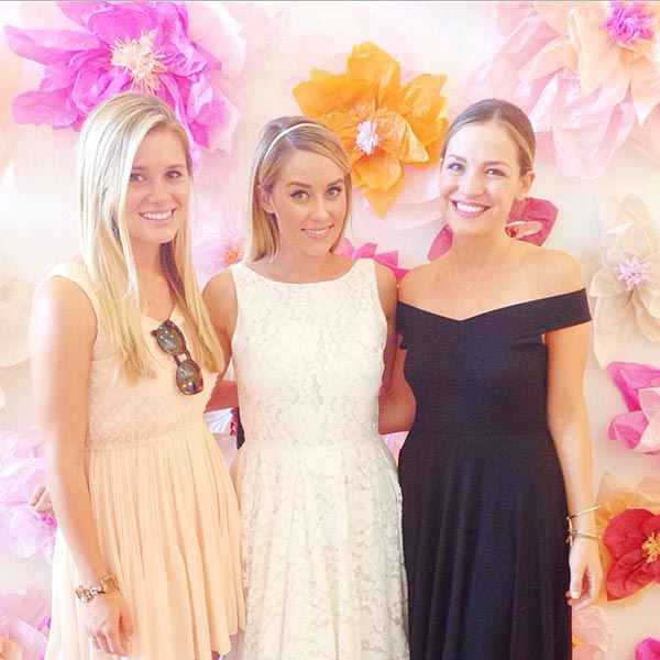 Lauren Conrad Bridal Shower Photos