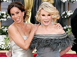Melissa Rivers Shares a Throwback Halloween Photo with Mom Joan