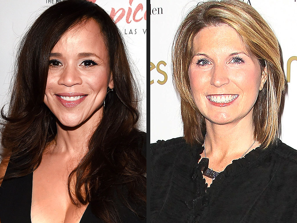 Rosie Perez and Nicolle Wallace Are Joining The View
