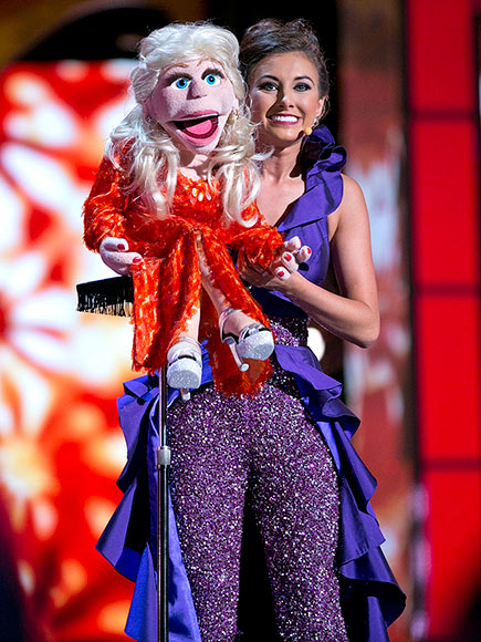 Miss Ohio Wants to Be First Ventriloquist in 50 Years to Win Miss America