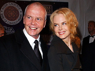 Nicole Kidman Breaks Silence Following Her Father's Death
