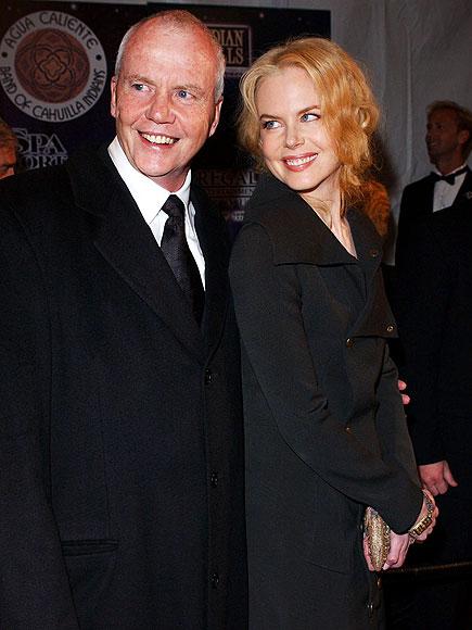 Nicole Kidman's Father Dies