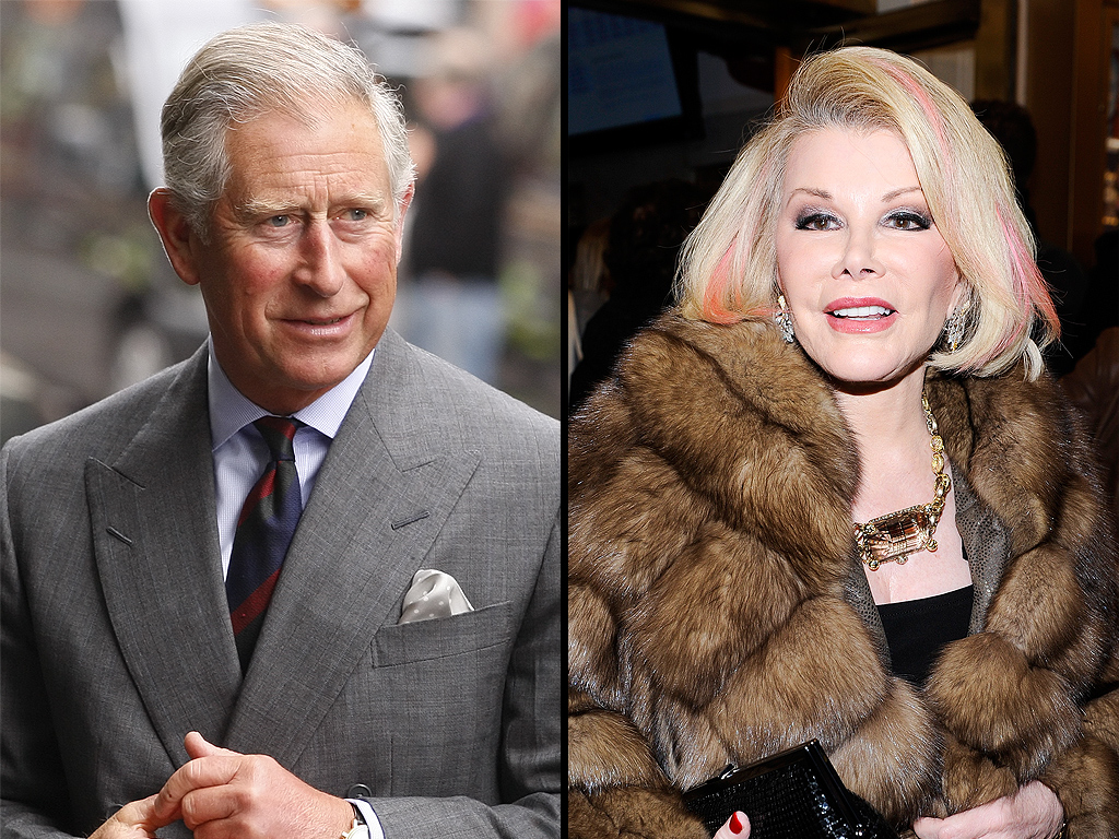 Joan Rivers and Prince Charles: Inside Their Unlikely Friendship
