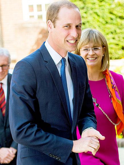 Princess Kate Pregnant: Prince Williams Receives Congratulations at Oxford