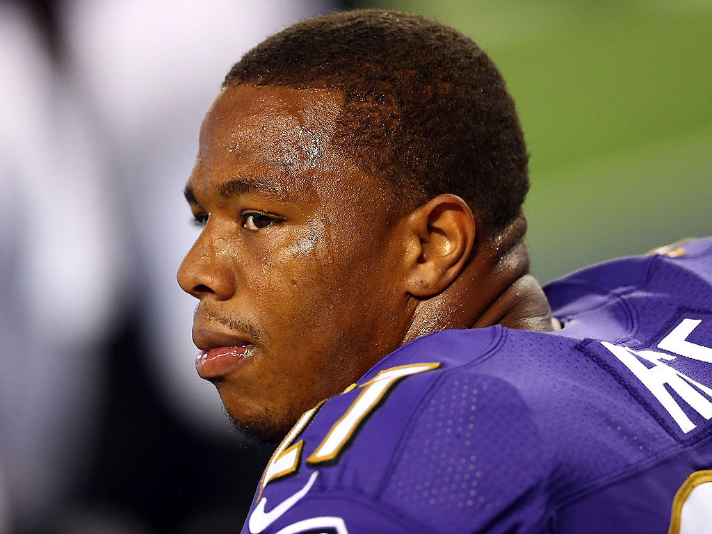 Ray Rice Dropped from Baltimore Ravens After Apparent Assault Video Leaks
