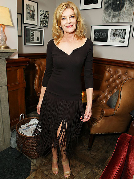 Rene Russo Looks Younger than Ever at Toronto Film Festival