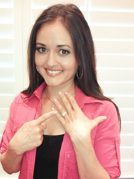 Danica McKellar Engaged to Scott Sveslosky