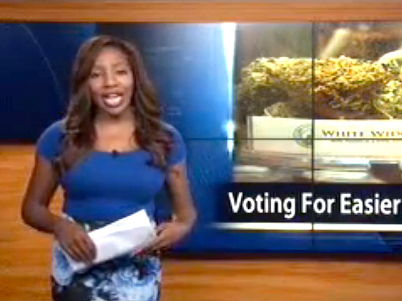 Alaska TV News Reporter Quits Live On Air