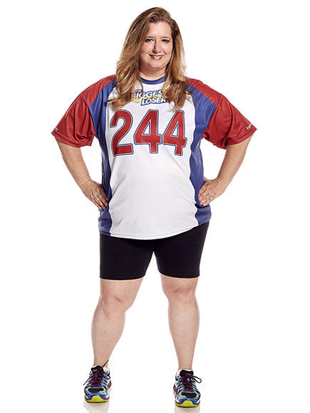 Biggest Loser Contestant Andrea Wilamowski on Her 60 lb. Weight Loss