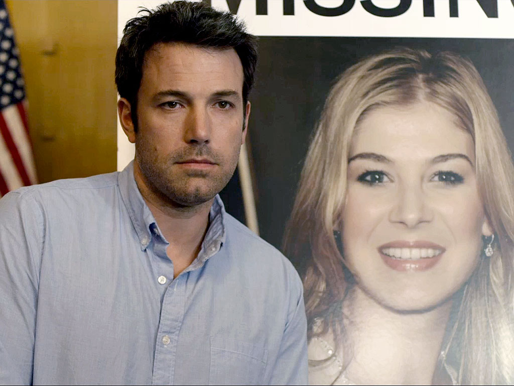 Ben Affleck Looks Suspicious in New Trailer for Gone Girl (VIDEO)