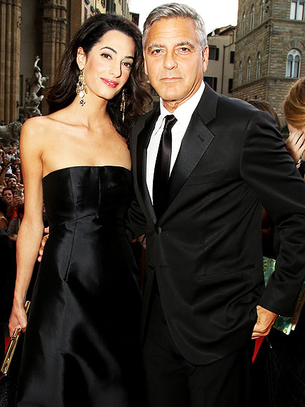 George Clooney on Amal Alamuddin, Love and Marriage