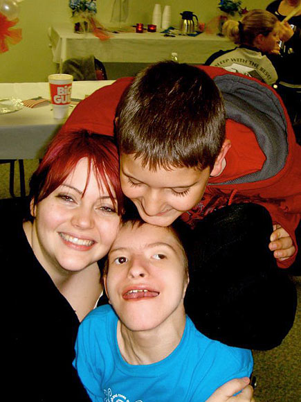 Valerie Wood-Harber Got Justice for Her Brother – and Other Disabled Kids
