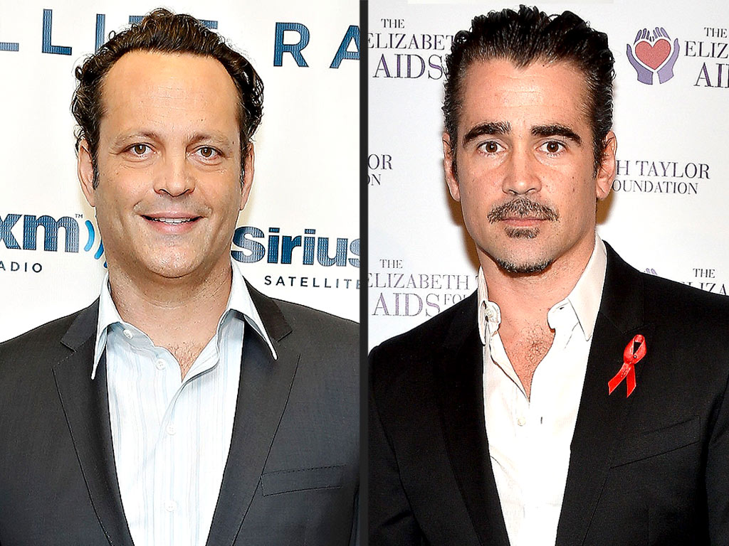 Colin Farrell and Vince Vaughn to Star in True Detective Season 2