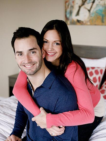 Desiree Hartsock & Chris Siegfried Prepare for Wedding, Give Tour of