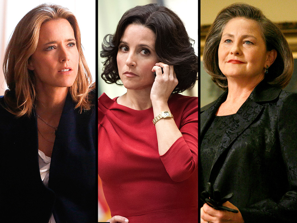 Pop Culture Female Politicians from Veep, Madame Secretary, 24 and More