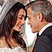 George Clooney and Amal Alamuddin's Intimate Wedding Album Appears in PEOPLE | Amal Alamuddin, George Clooney