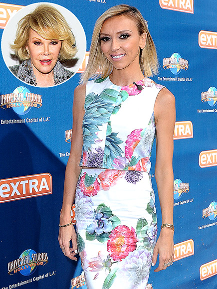 Giuliana Rancic: Fashion Police Has Not Yet Picked a Host to Replace Joan Rivers