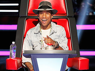 The Voice: Pharrell Williams Gets on His Knees and Begs