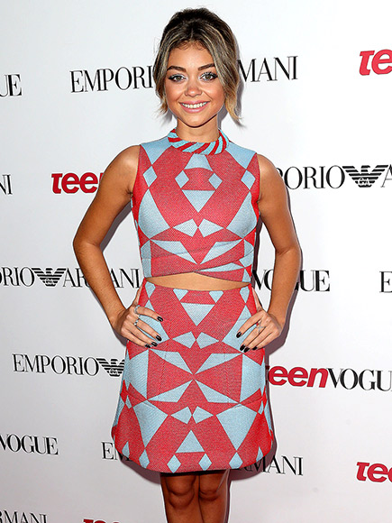 Sarah Hyland 'Cheerful' at First Public Appearance Since Obtaining Restraining Order Against Ex