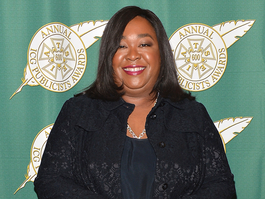 Shonda Rhimes: The Most Powerful (and Beloved) Woman in TV
