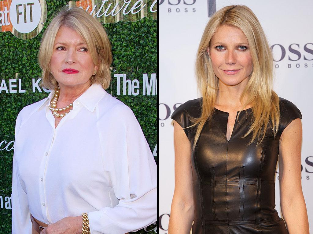 Martha Stewart Pokes Fun at Gwyneth Paltrow's 'Conscious Uncoupling' in Magazine