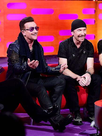 U2 Frontman Bono Reveals Long-Term Battle with Glaucoma