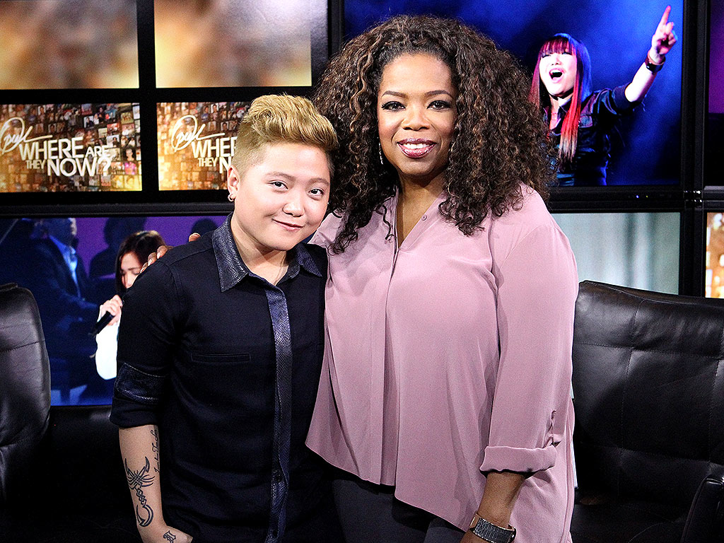 Charice Pempengco Addresses Gender and Sexuality to Oprah Winfrey