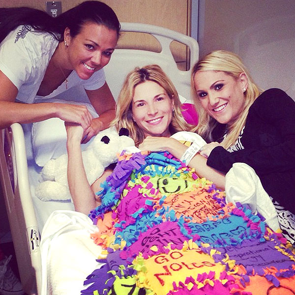 Diem Brown Hospitalized with 'Unending' Pain, Vows: 'I'm Fighting'