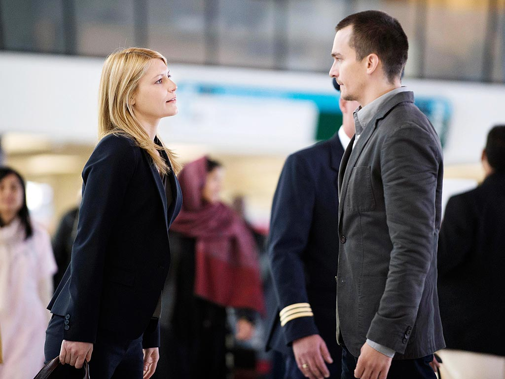 Homeland Recap: Are Carrie and Quinn Headed for Romance?