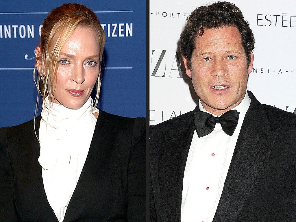 Uma Thurman and Arpad Busson Face Off over Visitation for Daughter Luna