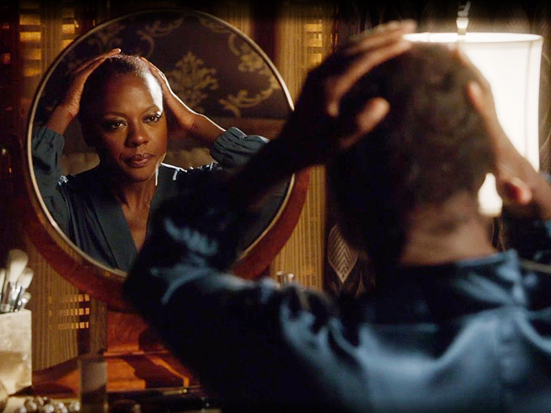 Viola Davis Pitched the Idea to Ditch Her Wig and Makeup on How to Get Away with Murder