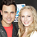 Candice Accola Marries J