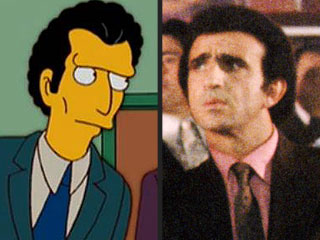 Goodfellas Actor Sues The Simpsons for Using His Likeness, 23 Years Later