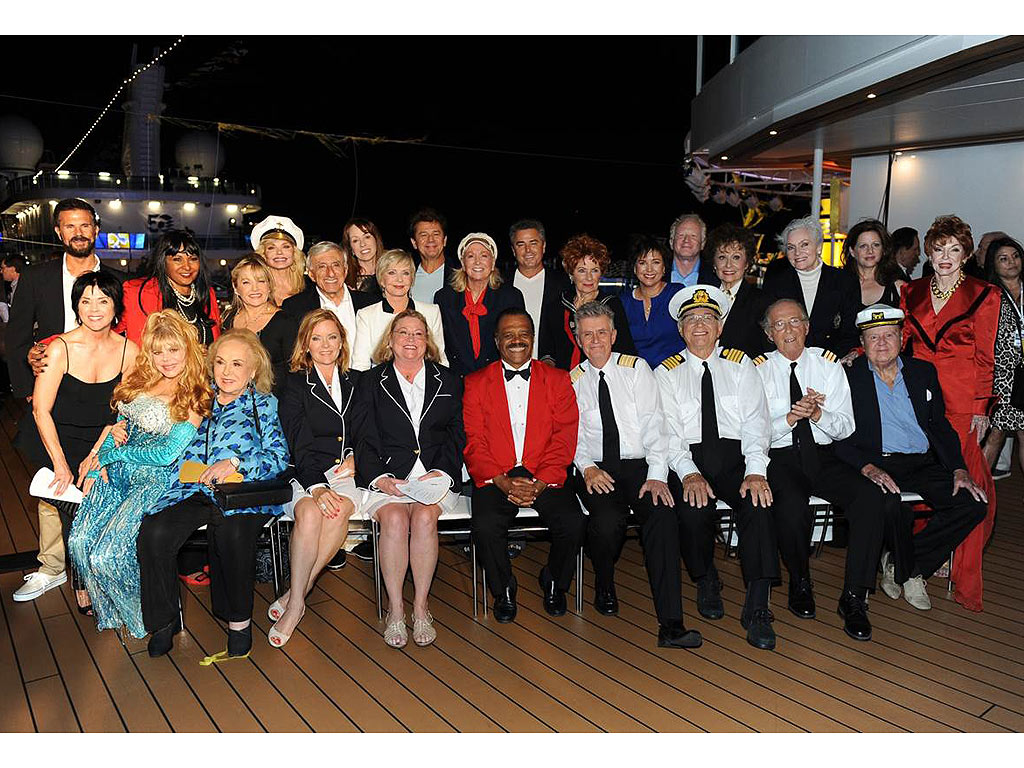 The Cast of The Love Boat Reunites (Photo)