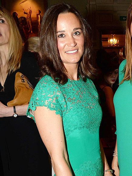 Pippa Middleton No Longer Writing for Daily Telegraph
