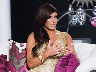 RHONJ: 'This Is My Last Reunion,' Says an Emotional Teresa Giudice | Teresa Giudice