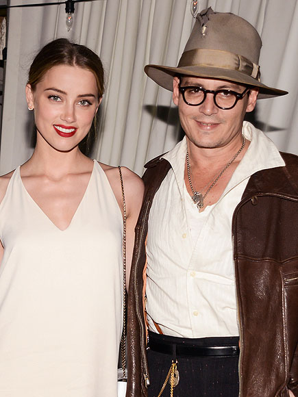 Are Johnny Depp & Amber Heard Cooling Off?