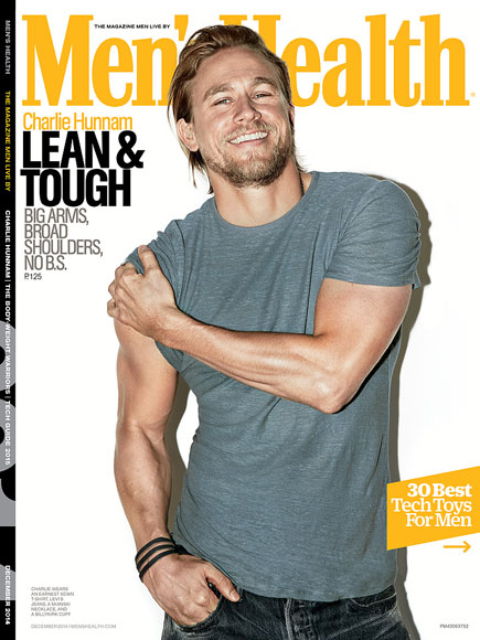 Sons of Anarchy's Charlie Hunnam Talks Workout, Why He Left Fifty Shades of Grey