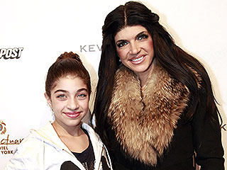 Teresa Giudice's Daughter Gia Seeks Donations for Music Video | Teresa Giudice
