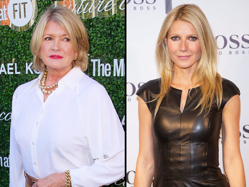 Is Gwyneth Paltrow's 'Jailbird Cake' Recipe a Dig at Martha Stewart?