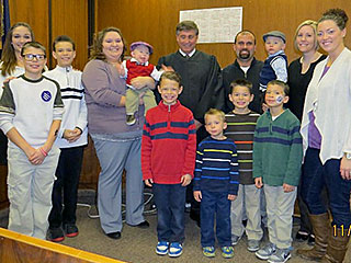Meet the Nebraska Family Who Adopted Eight Brothers