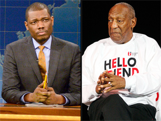 Watch SNL Blast Bill Cosby