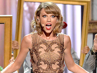 Why Being Taylor Swift's Awards Show Date Would Be the Best Thing Ever