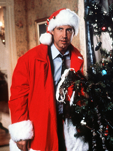 Most Famous Christmas Vacation Quotes: Christmas Vacation: Chevy Chase, Beverly D'Angelo Teach