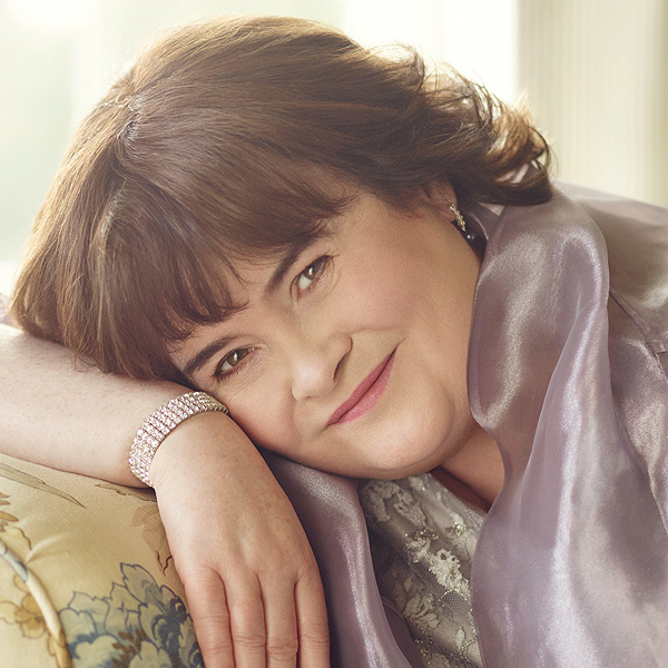 Susan Boyle Has Her First Boyfriend at Age 53
